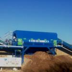CRS 620 Trommel Picking Line