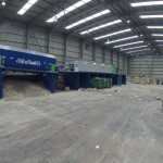 CRS 825 Trommel & Complete Recycling System UK