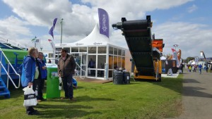 CRS Flip Flow Screen at ScotPlant 2016