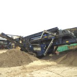 CRS Mobile Fines Plant