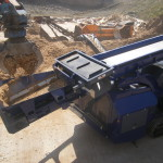 CRS Mobile Fines Recovery Plant
