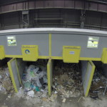 CRS Picking Station for Sorting Waste