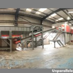 Wood Processing Recycling