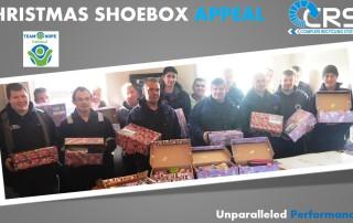 crs christmas shoebox appeal 2