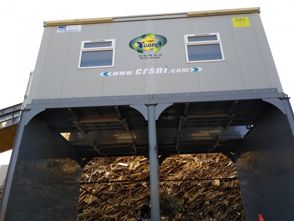 crs wood recycling france