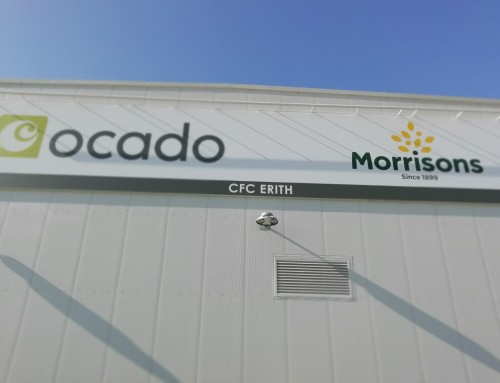 CRS chosen by OCADO for Waste Packaging System
