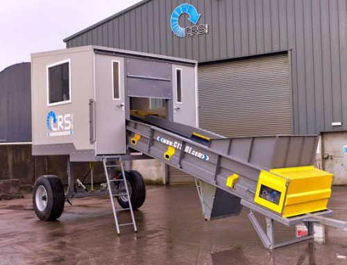 CRS Site Master Mobile Picking Station